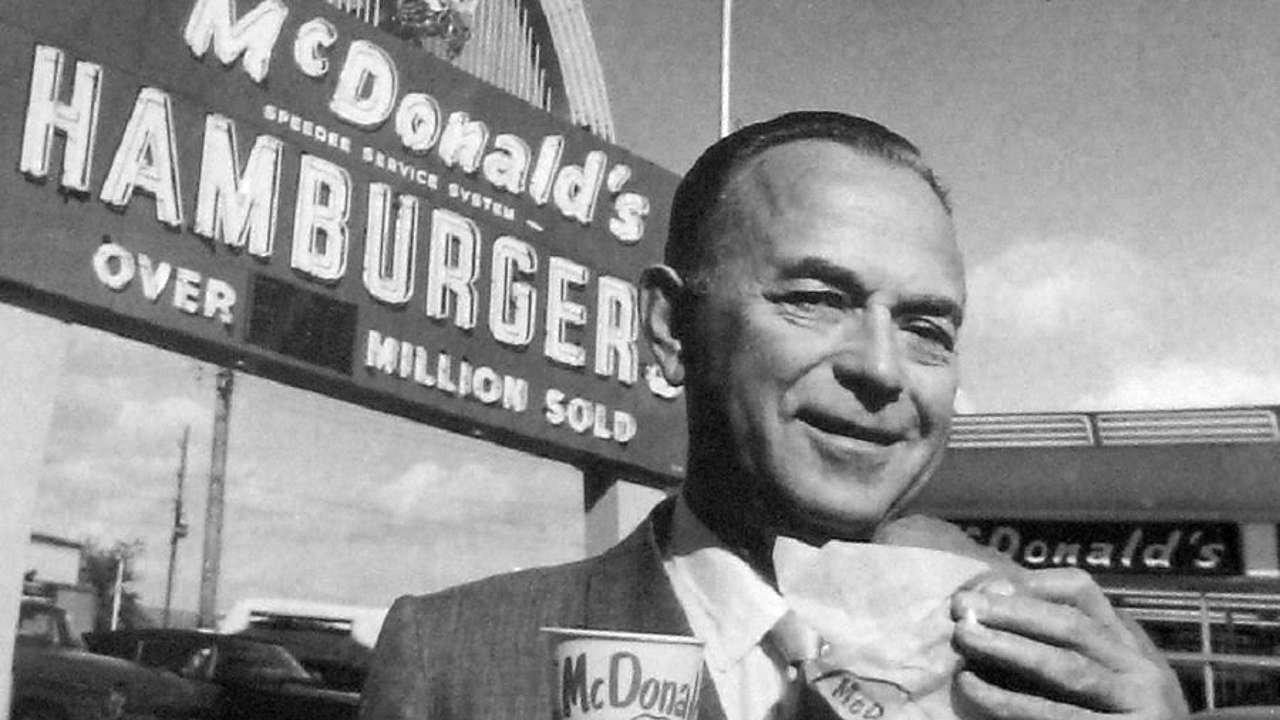 Image result for ray kroc mcdonald's